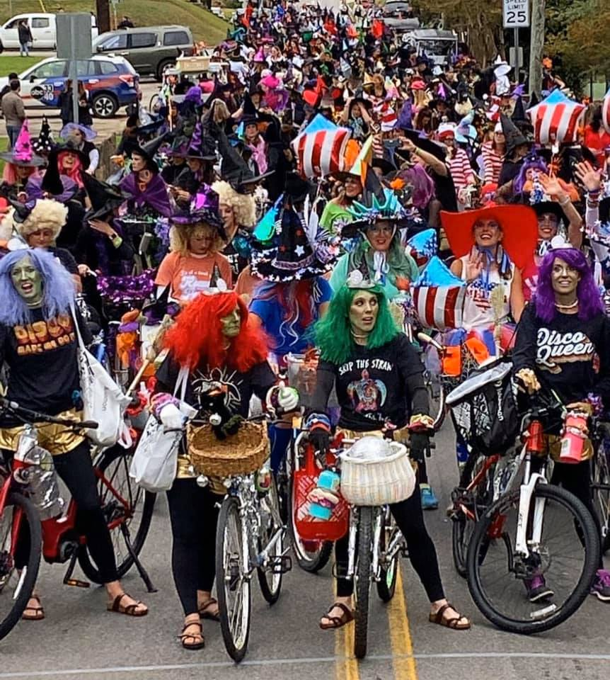 The Homewood Witches Ride