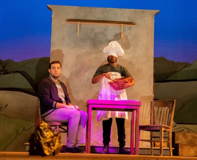 Birmingham, Birmingham Children's Theatre, A Year with Frog and Toad, plays, musical theatre