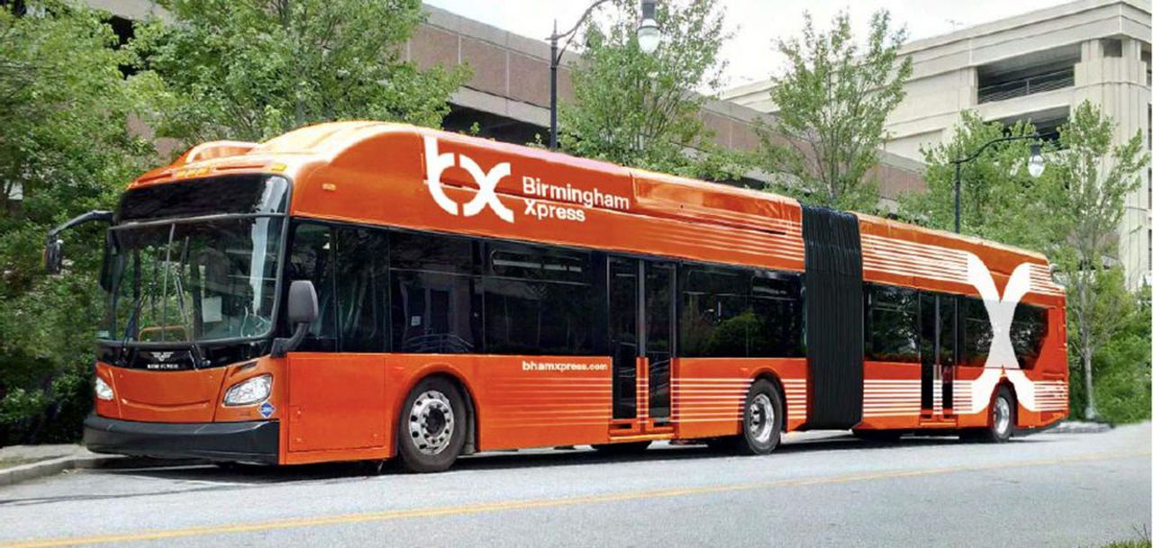 Birmingham Xpress aims to connect the metro area by 2022 - Bham Now