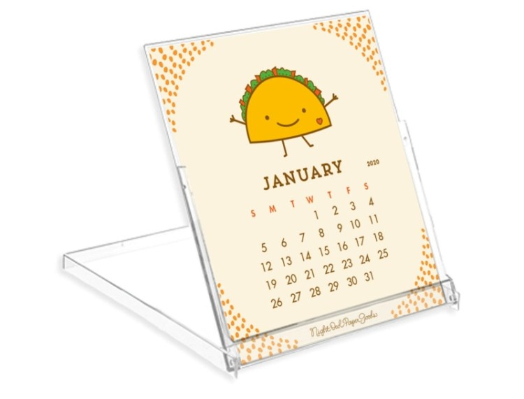 Birmingham, Etsy, NightOwlPaperGoods, Cyber Monday, stocking stuffers, calendars, gifts