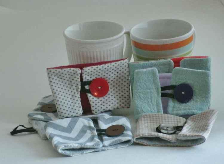 Birmingham, Etsy, MyShadywoodWorkShop, mug cozies, gifts, stocking stuffers