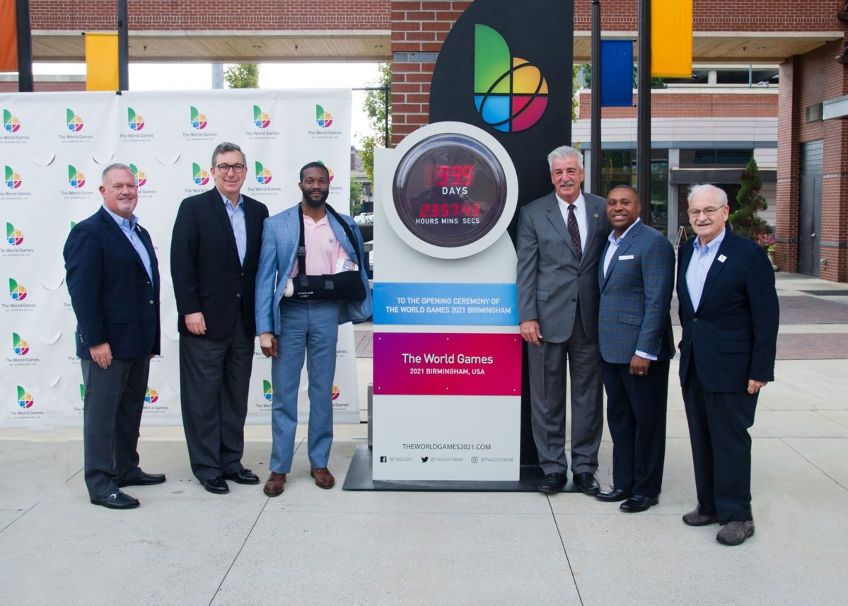 5 Birmingham venues approved for events during 2021 World Games