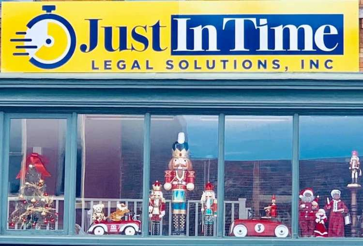 Just in Time Legal Solutions