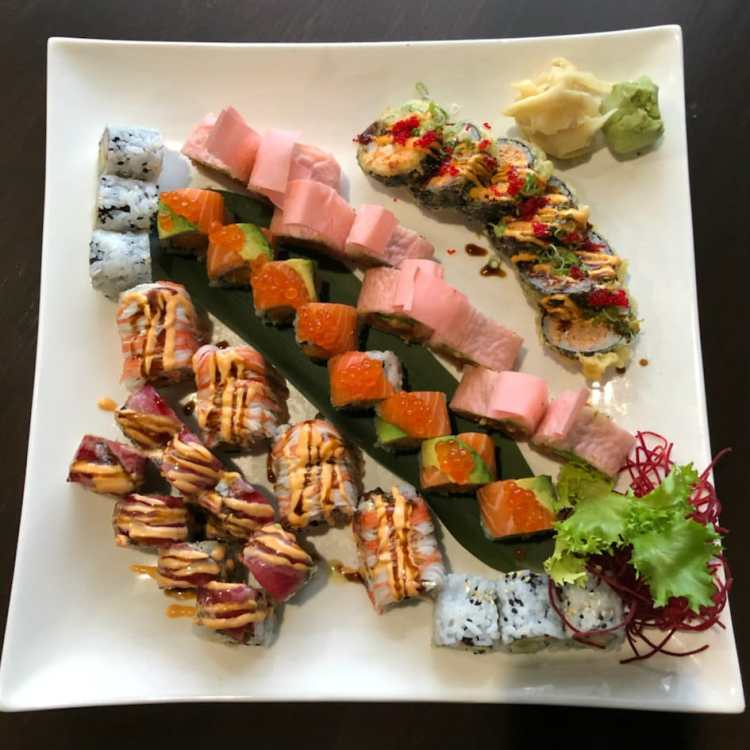 Masa Sushi & Hibachi in Bessemer
