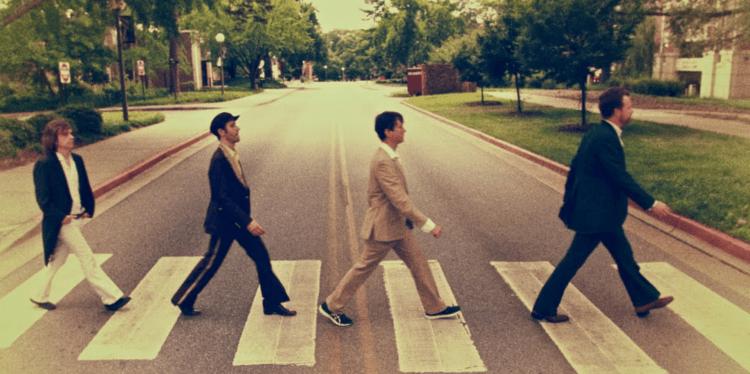 Abbey Road  at Iron City