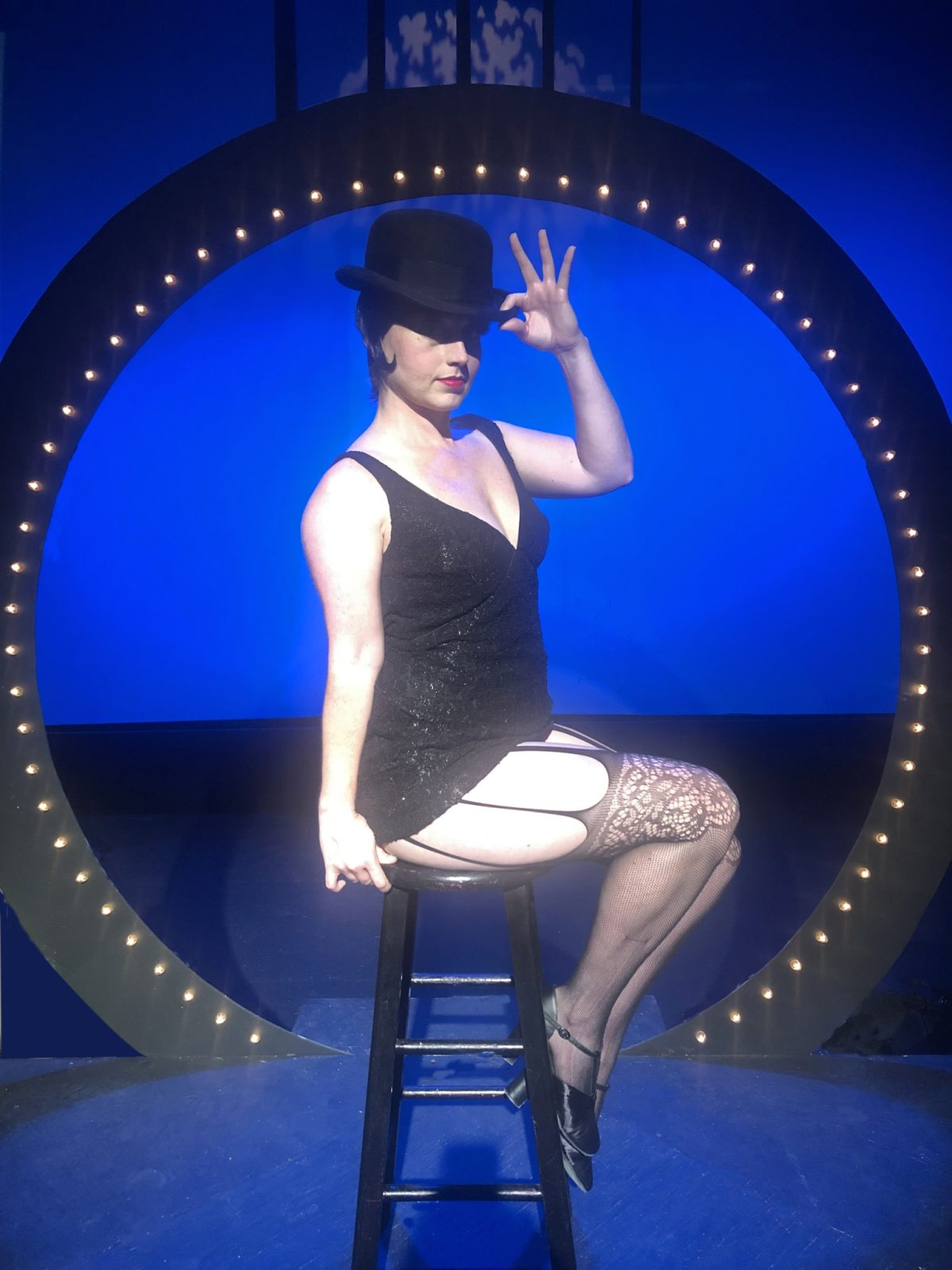 Opening January 23, Cabaret takes the stage at Virginia Samford Theatre