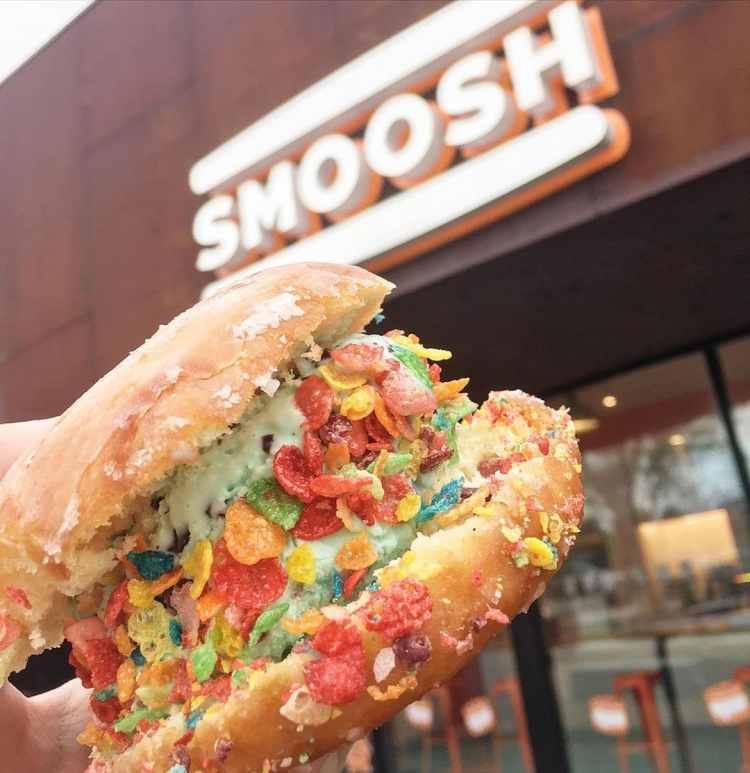 Birmingham, SMOOSH Cookies, Hoover, Stadium Trace