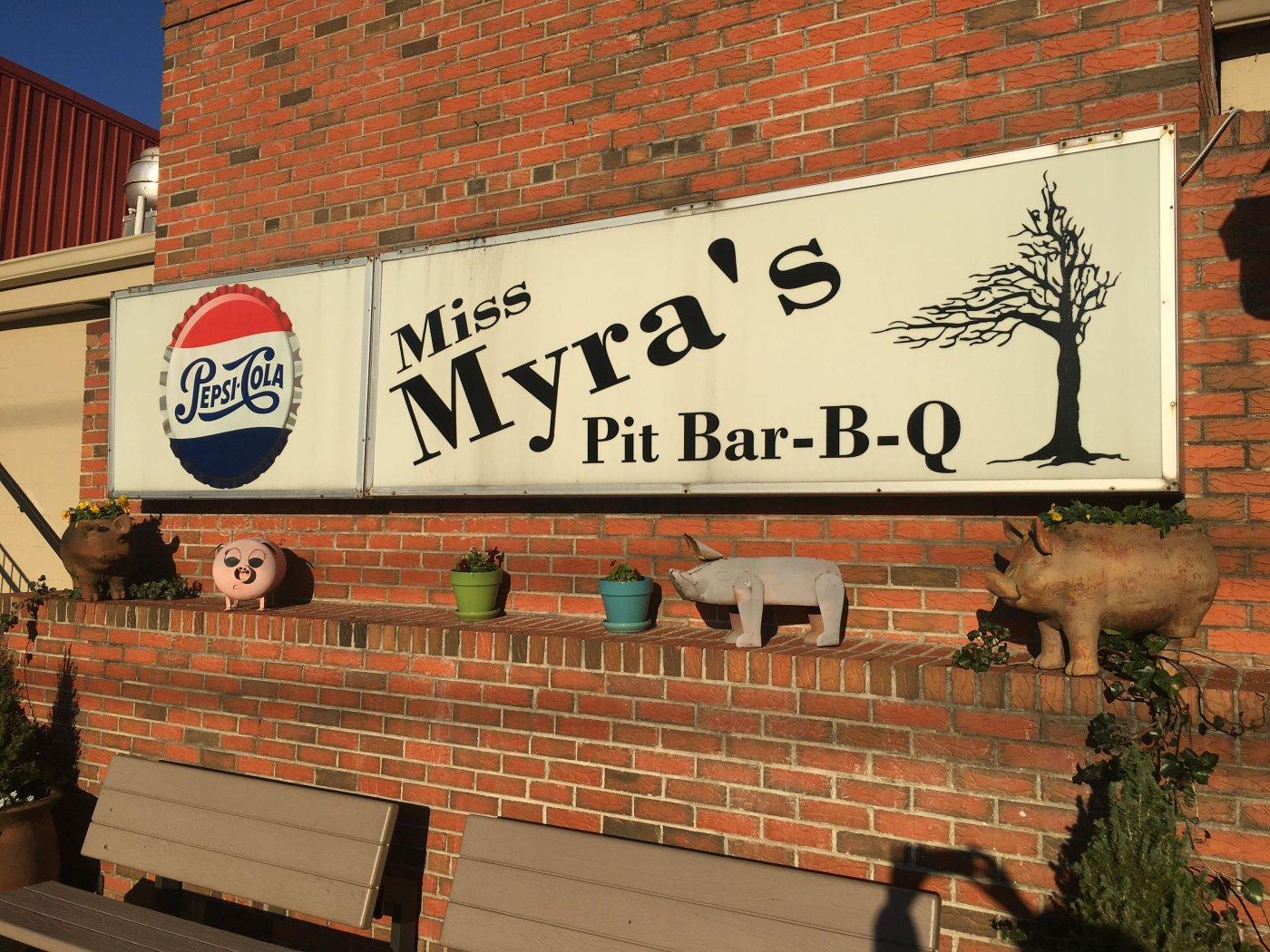 Miss Myra's Pit Bar-B-Q