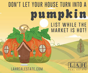 LAH Pumpkin House