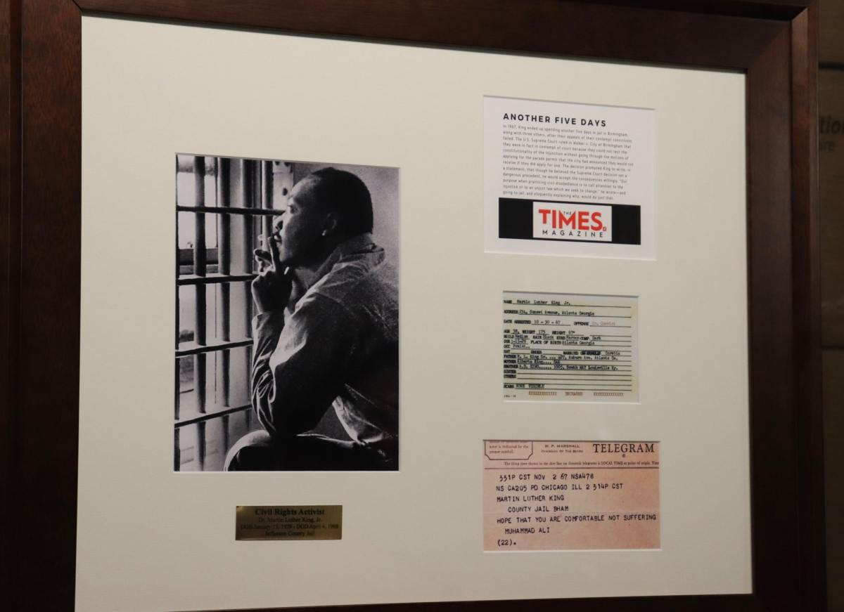 Jefferson County Commission to preserve former jail that held Martin Luther King, Jr. in 1967