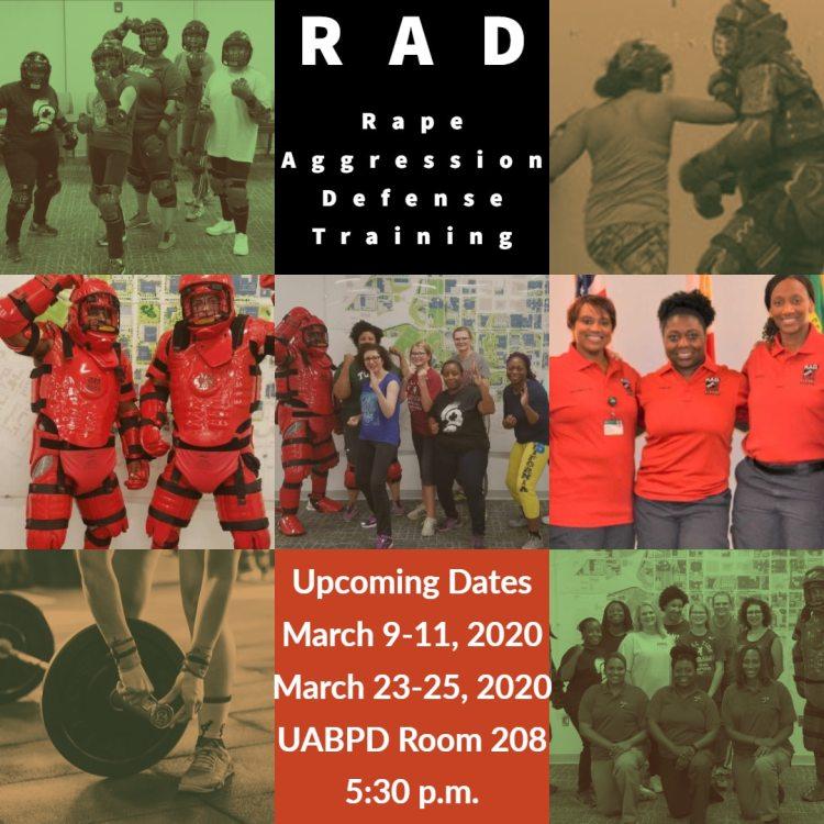 UAB R.A.D. flyer