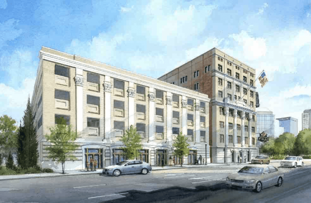 $29 million renovation in the works for Birmingham's Prince Hall Masonic Temple Building