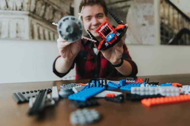 Birmingham, legos, LEGO