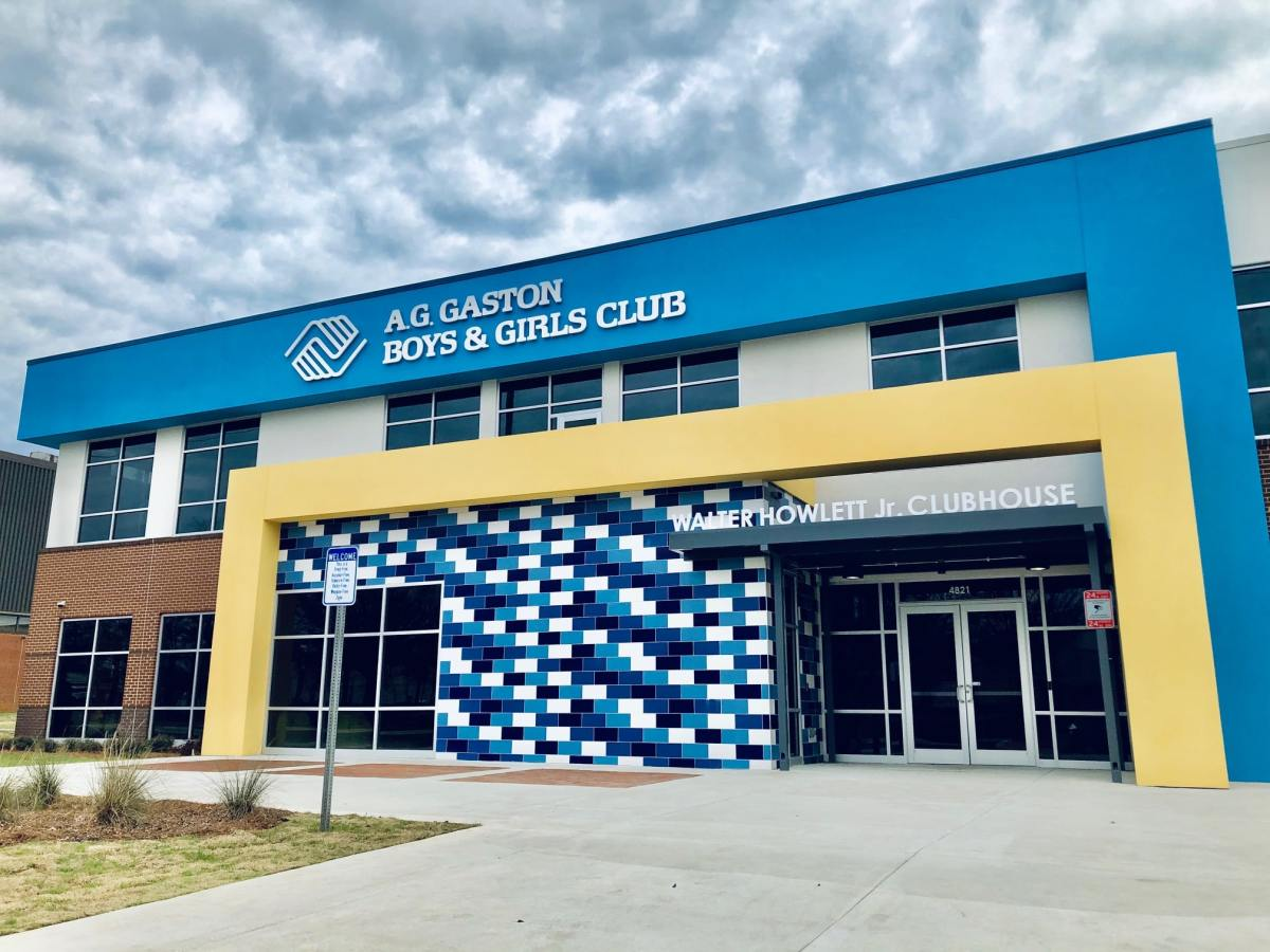A.G. Gaston Boys and Girls Club opens new clubhouse on CrossPlex campus