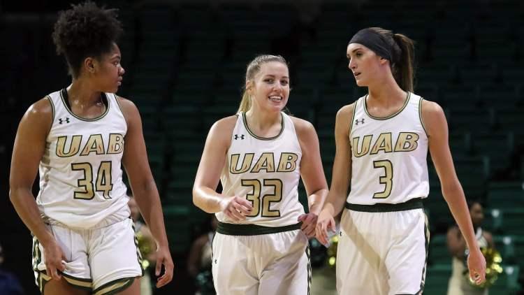 Birmingham, UAB, UAB women's basketball, basketball