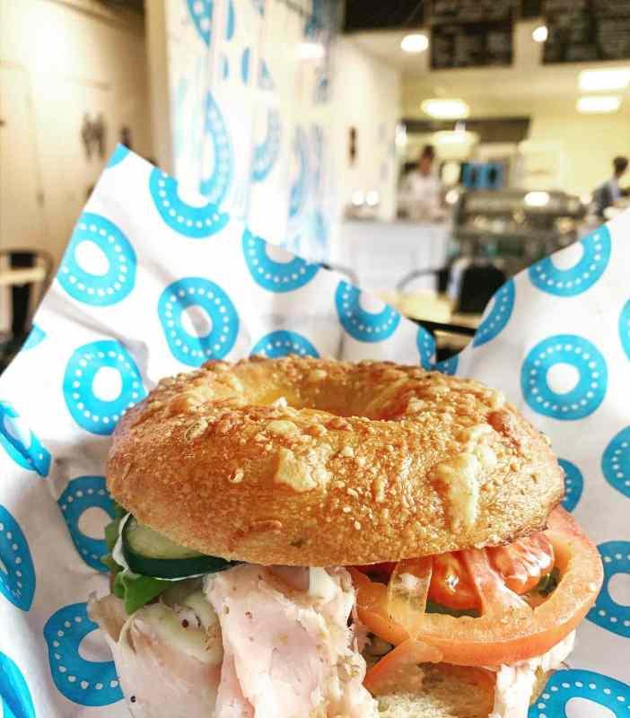 Birmingham, Homewood Bagel Company, sandwiches, turkey, turkey sandwiches