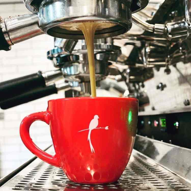 Birmingham, Lent, Santos Coffee