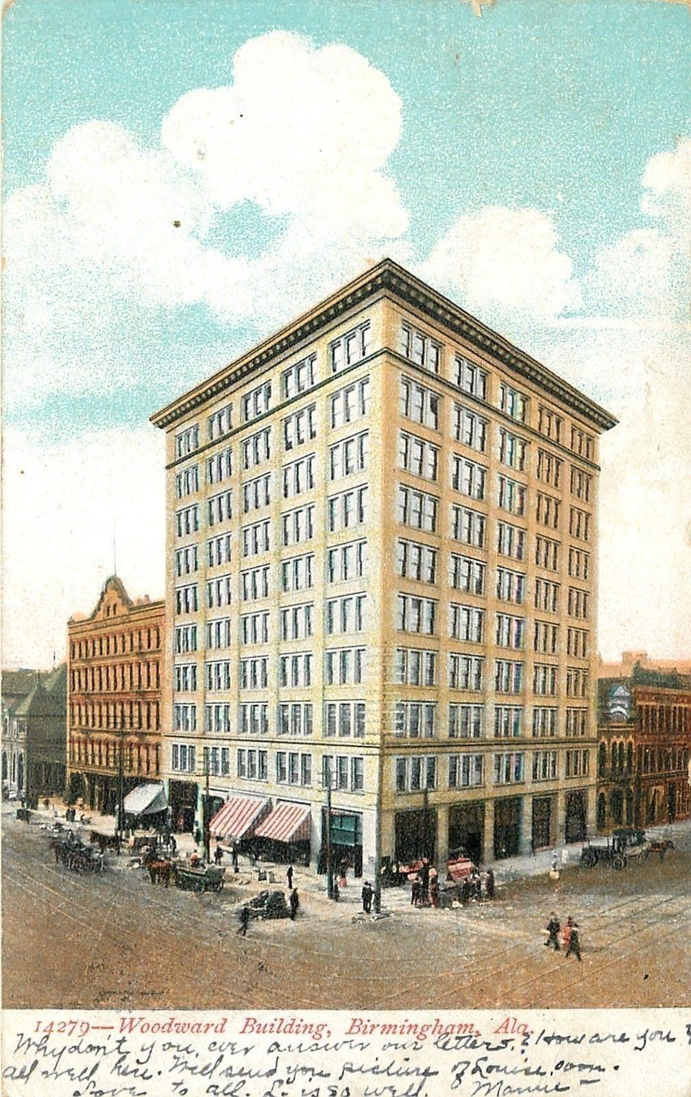 Woodward Building