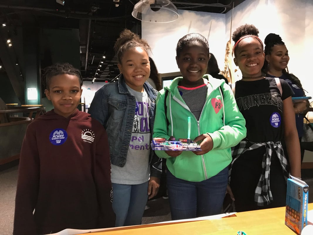 200+ girls in Birmingham meet to learn from women engineers. Here's how it's shaping lives.