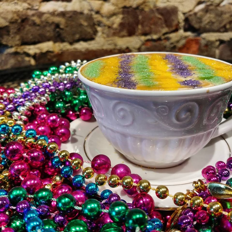 Everything BUT king cake. Check out 5 Mardi Gras-inspired treats in Birmingham