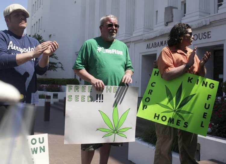 Alabama medical marijuana bill