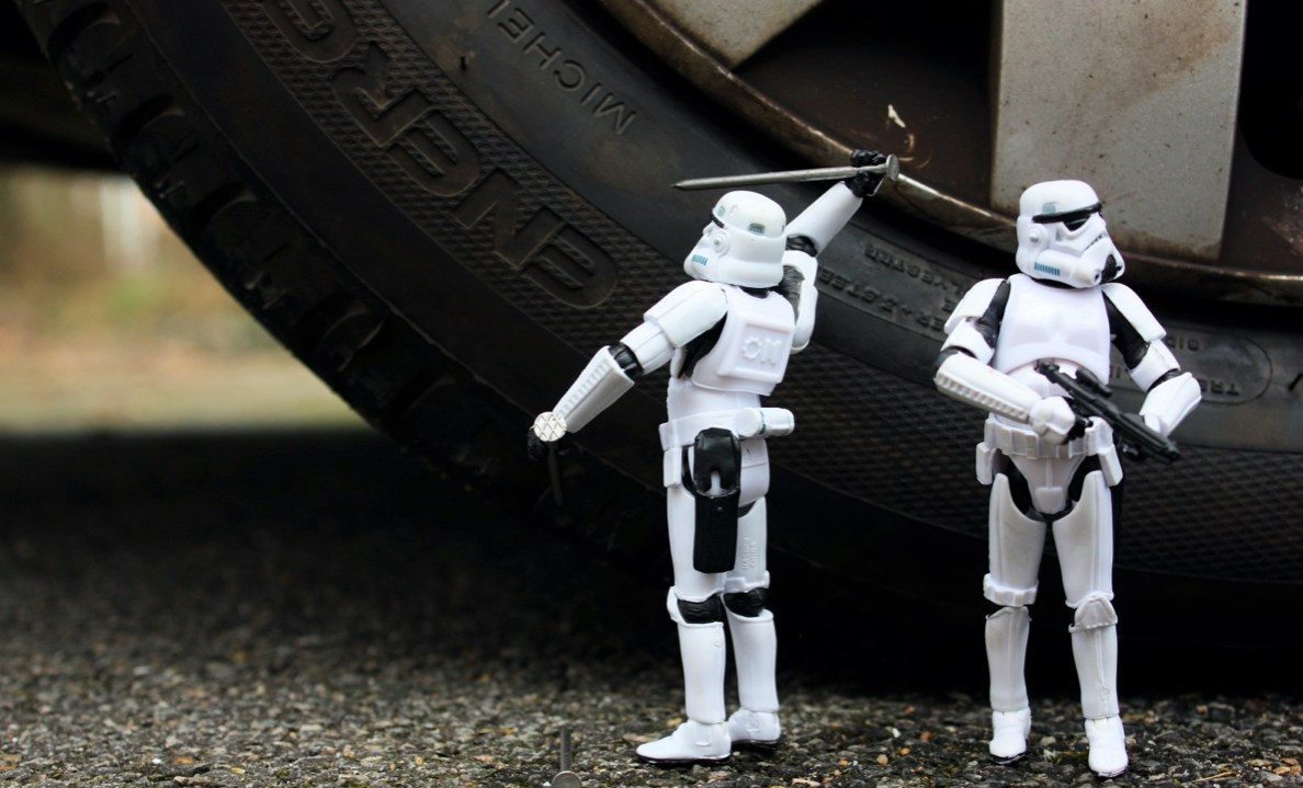 fun with storm troopers