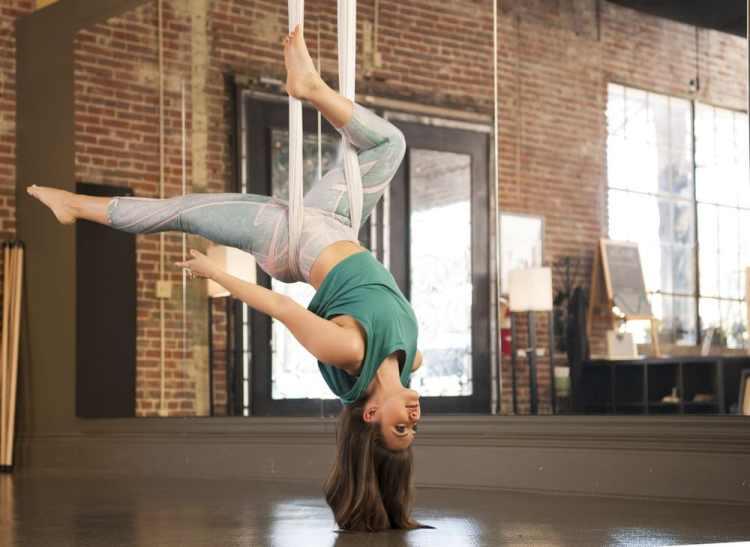 aerial yoga aero joe