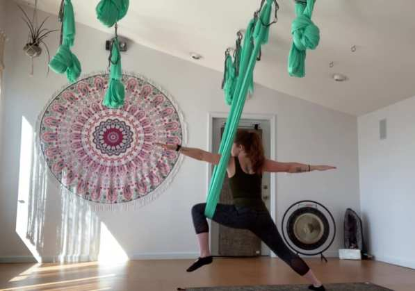 pura vida healing arts aerial yoga