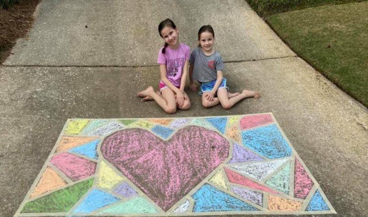 Birmingham, Chalk The Walk, Chalk Your Walk, chalk art