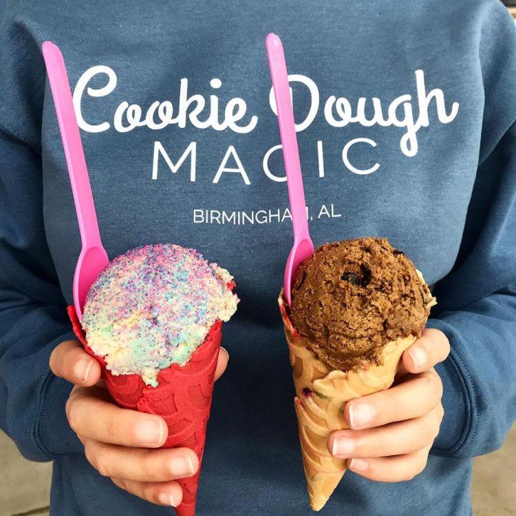 cookie dough magic
