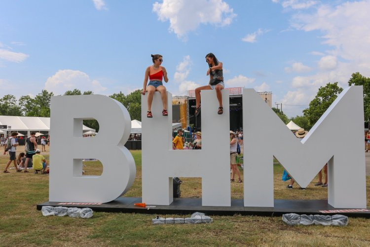 BHM at Sloss Fest in 2018