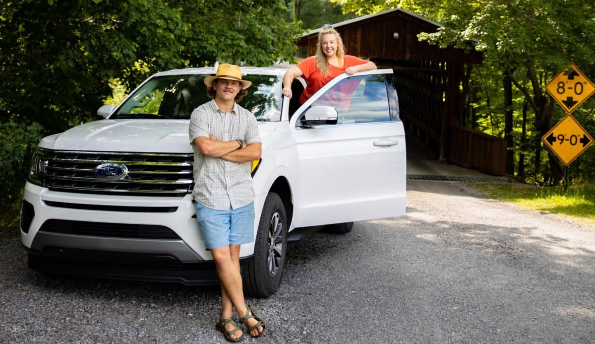 Blount County Covered Bridges: Adventures with Adamson Episode 2