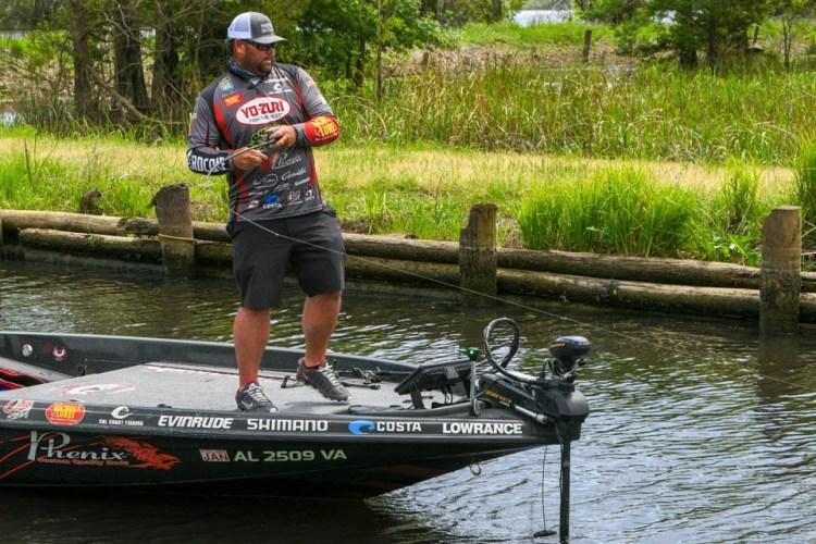 Birmingham, 2020 Bassmaster Classic, fishing