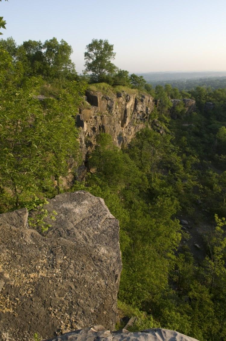 Ruffner quarry - photo via Bob Farley