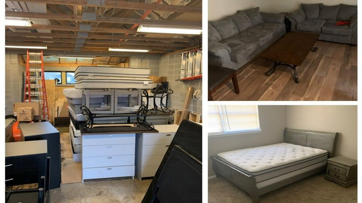 What did the 59/20 bridge project have to do with a gift of furniture to the YWCA? Find out here.