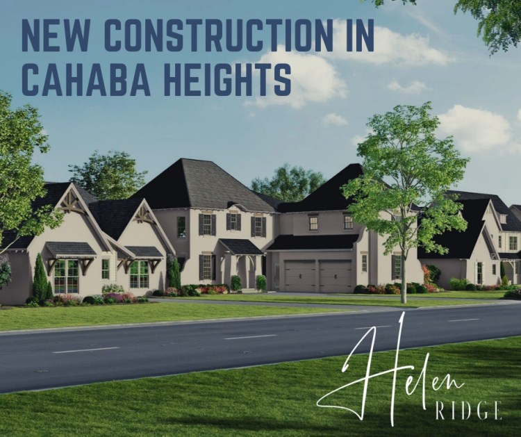 Cahaba Heights development