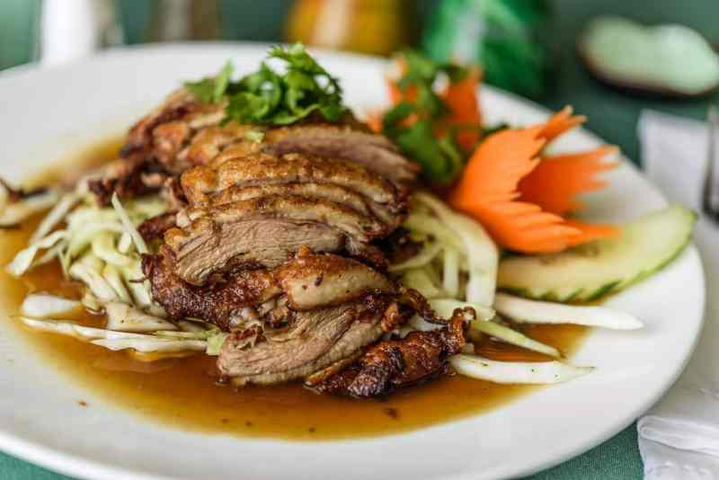 Birmingham, Taste of Thailand, restaurants