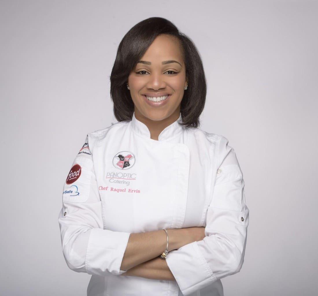 Chef Raquel Ervin is a rising star