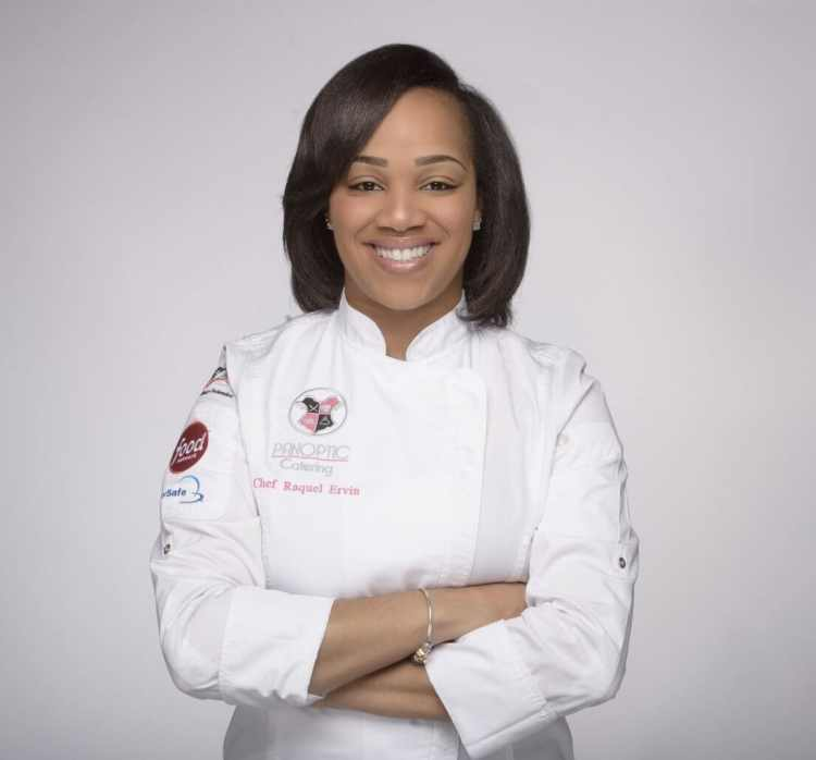 Chef Raquel Ervin is a rising star