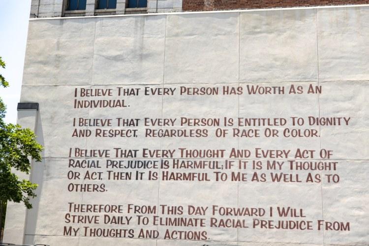 The Birmingham Pledge, part 1
