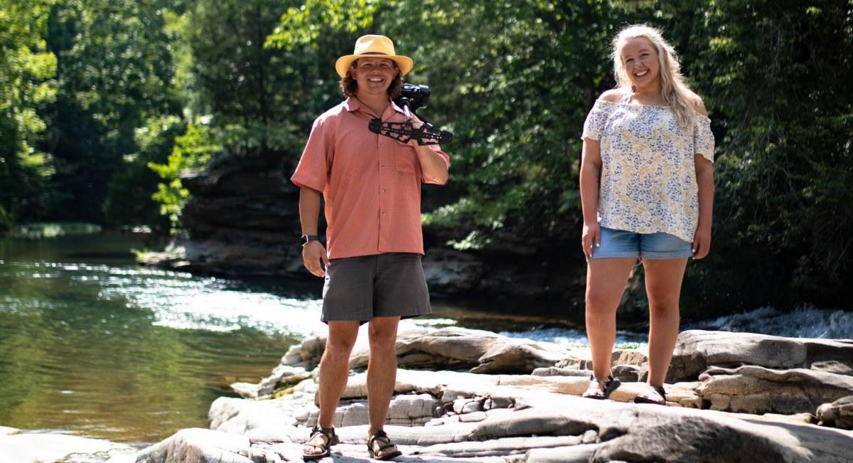 Turkey Creek Nature Preserve: Adventures with Adamson Episode 3