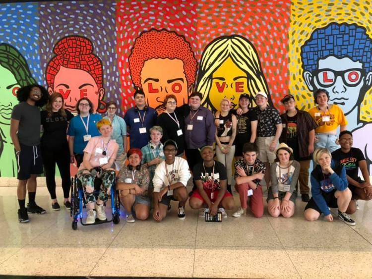 magic city acceptance center, LGBTQ+ group