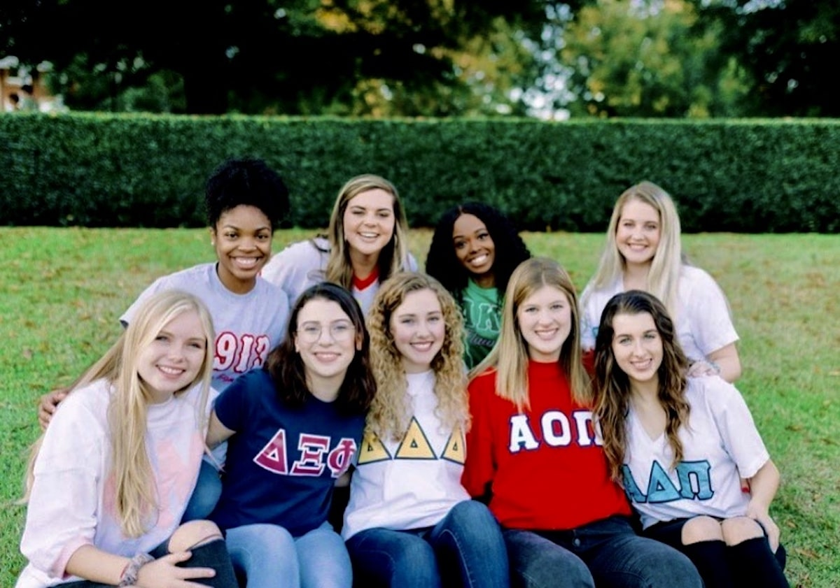 How will sorority recruitment work on campuses this fall?