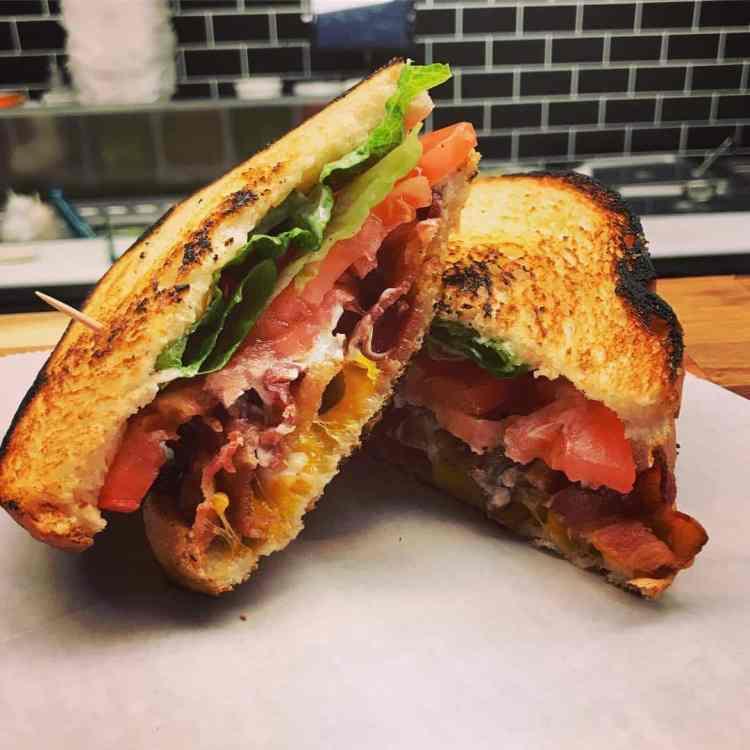 Birmingham, I Love Back Truck, BLT, sandwiches