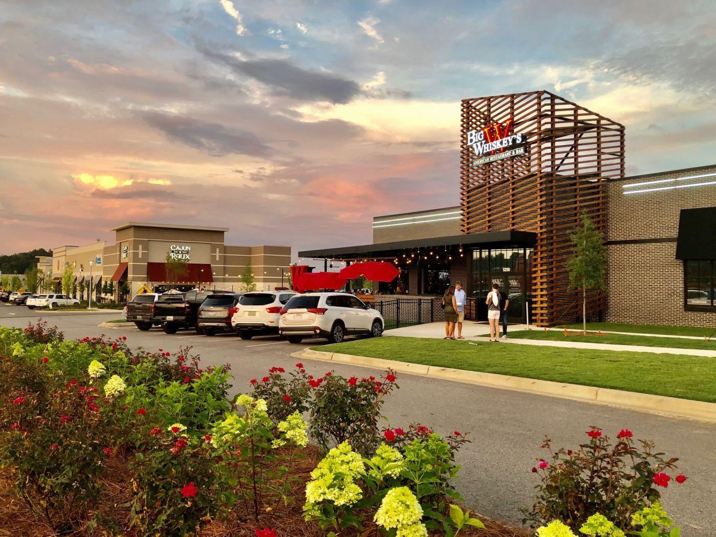 Birmingham, Hoover Entertainment District