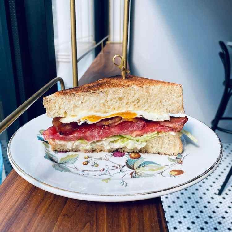 Birmingham, The Essential, BLT, sandwiches