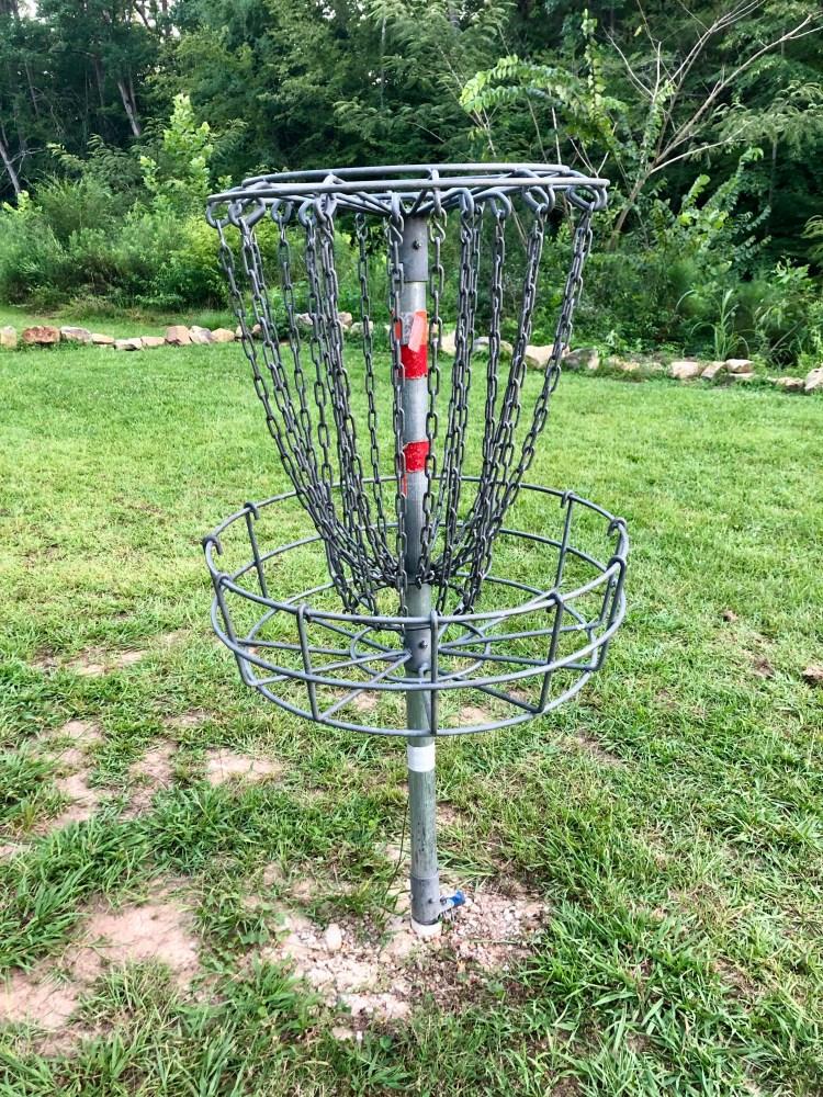 Birmingham, Trussville, disc golf, Civitan Park