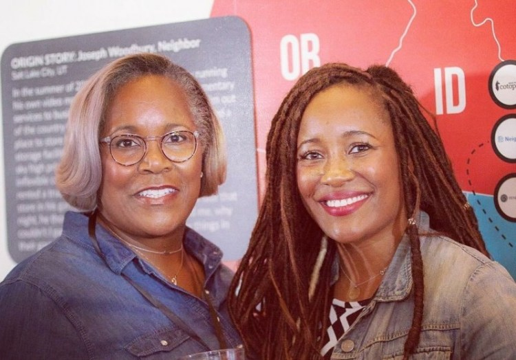 Mother-daughter power duo Kerry Schrader and Ashlee Ammons of Mixtroz