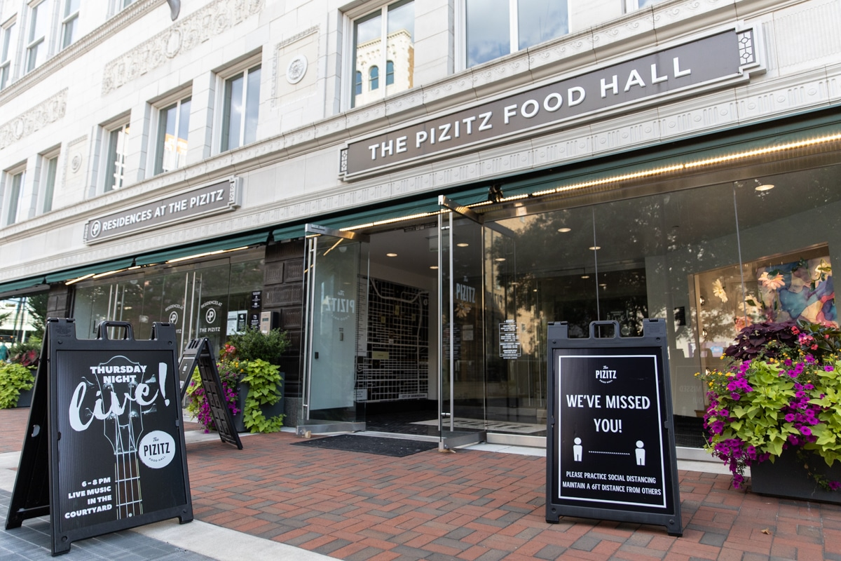 Yoga, live music + more—updates from The Pizitz Food Hall