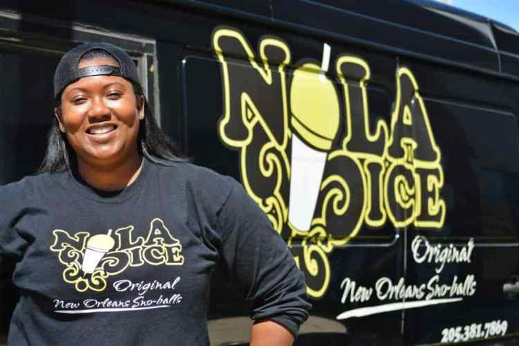 NOLA Ice will be at the Funkiest Funky Food Truck Festival